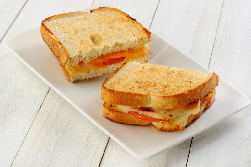 3 Cheese & Tomato