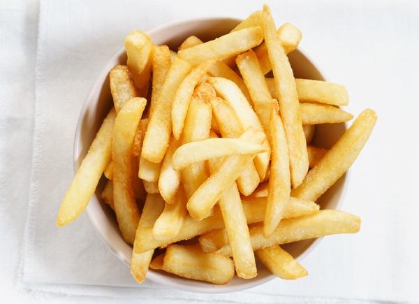 Beer Battered Fries Image