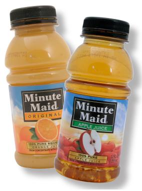 Bottled Juices Image