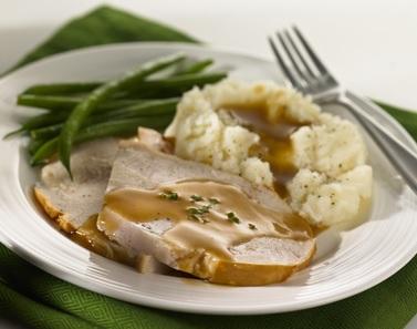 Turkey Dinner Image