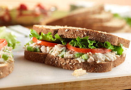 Signature Tuna Salad Sandwich