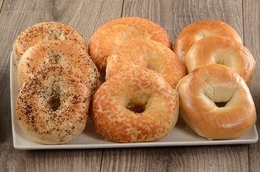 Assorted Bagel Box Image