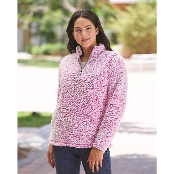Sherpa Quarter-Zip Pullover Image