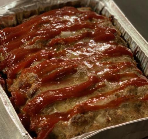 Meatloaf (One Loaf) Image