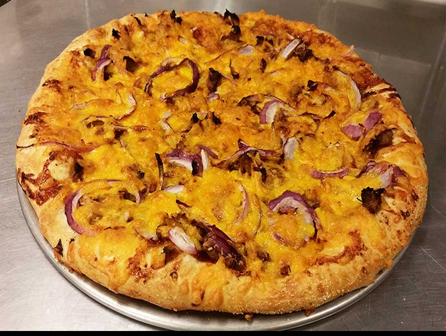 Texas (BBQ Pizza)