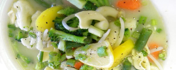 Chicken Veggie Soup Image