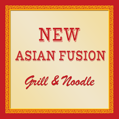 New Asian Fusion - Jersey City