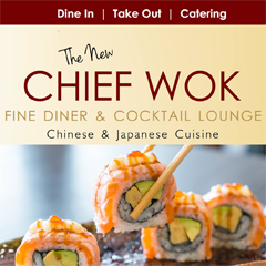 New Chief Wok - Salem