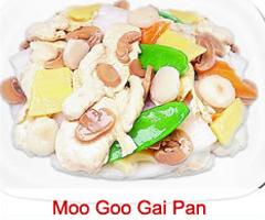 73. Moo Goo Gai Pan