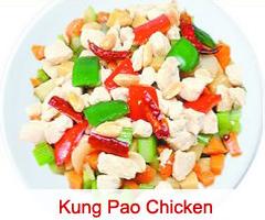 76. Kung Pao Chicken