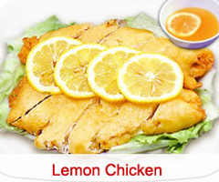 77. Lemon Chicken