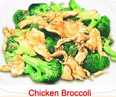 71. Chicken w. Broccoli
