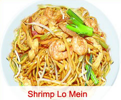 38. Shrimp Lo Mein