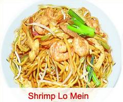 38. Shrimp Lo Mein Image