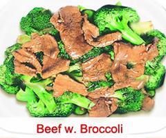 60. Beef w. Broccoli Image