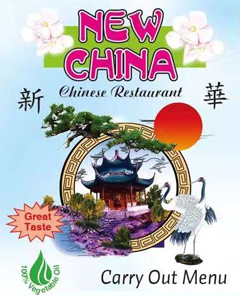 New China - Ranson