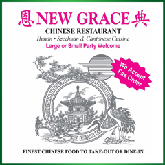 New Grace Chinese - Steelton