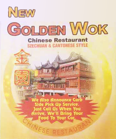New Golden Wok - New Rochelle