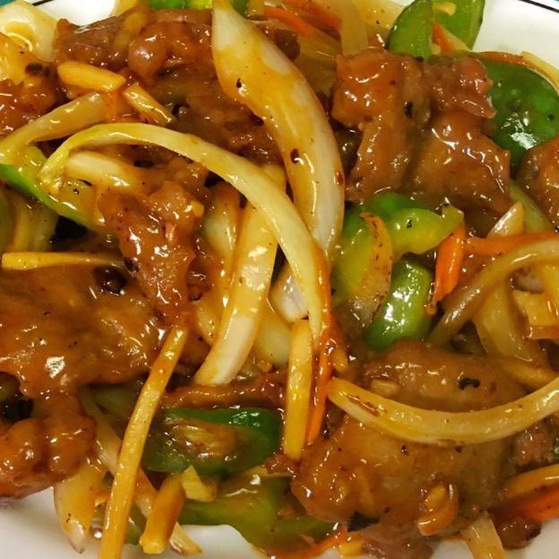 new hunan kitchen  wilsonville  50 szechuan beef  50