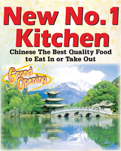 NEW NO. 1 KITCHEN | Order Online | Lyndhurst, NJ | Chinese ...