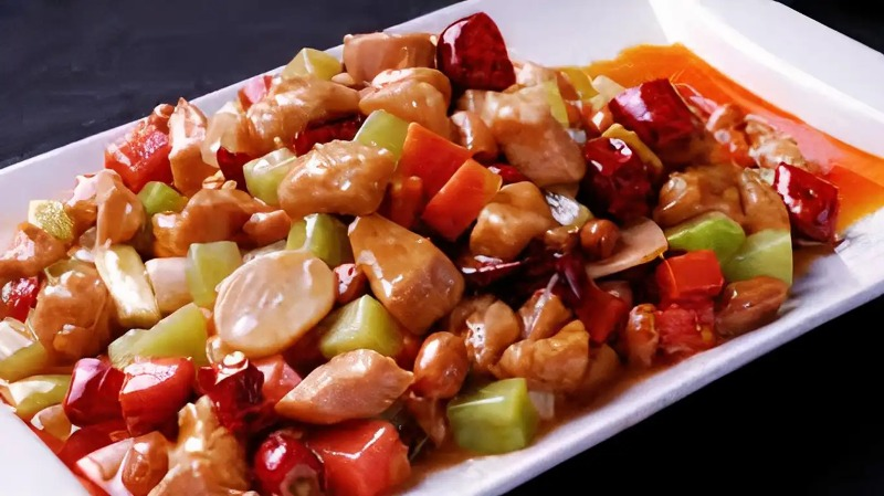 85. Kung Pao Chicken Image
