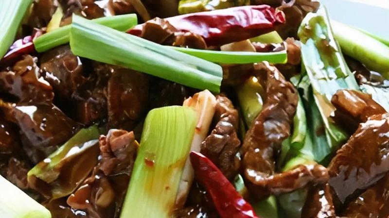 107. Mongolian Beef Image
