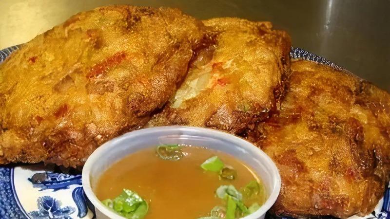 49. Roast Pork Egg Foo Young Image