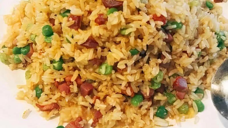 43. Roast Pork Fried Rice