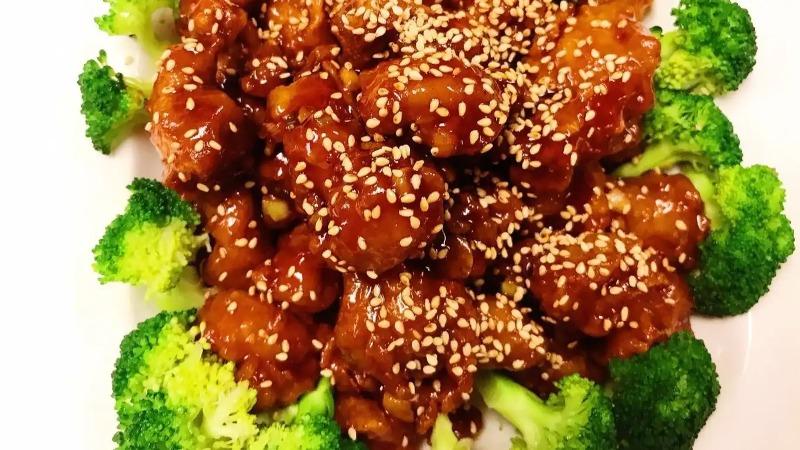 S12. Sesame Chicken Image