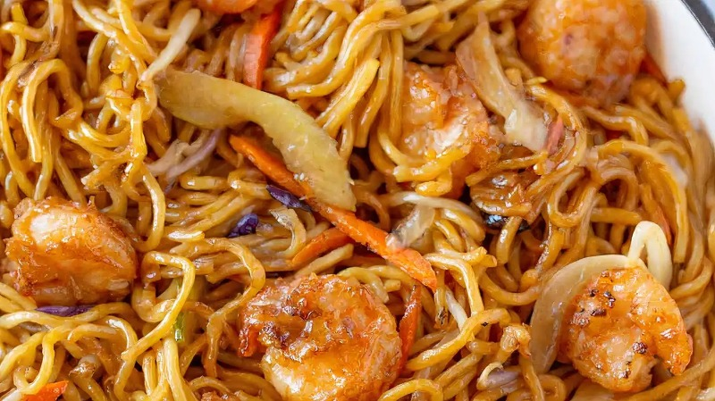 32. Shrimp Lo Mein Image