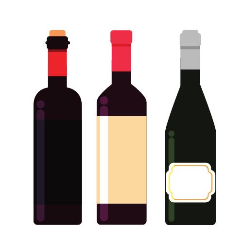 Bottled Wines & Cider Image