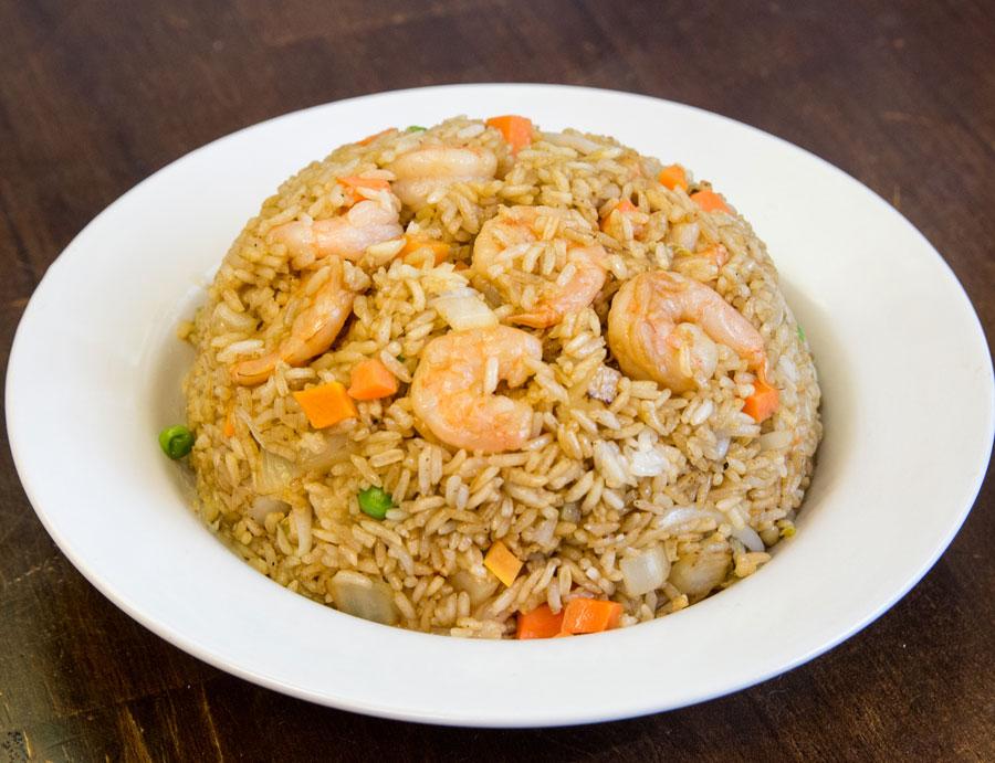 34. Shrimp Fried Rice Image