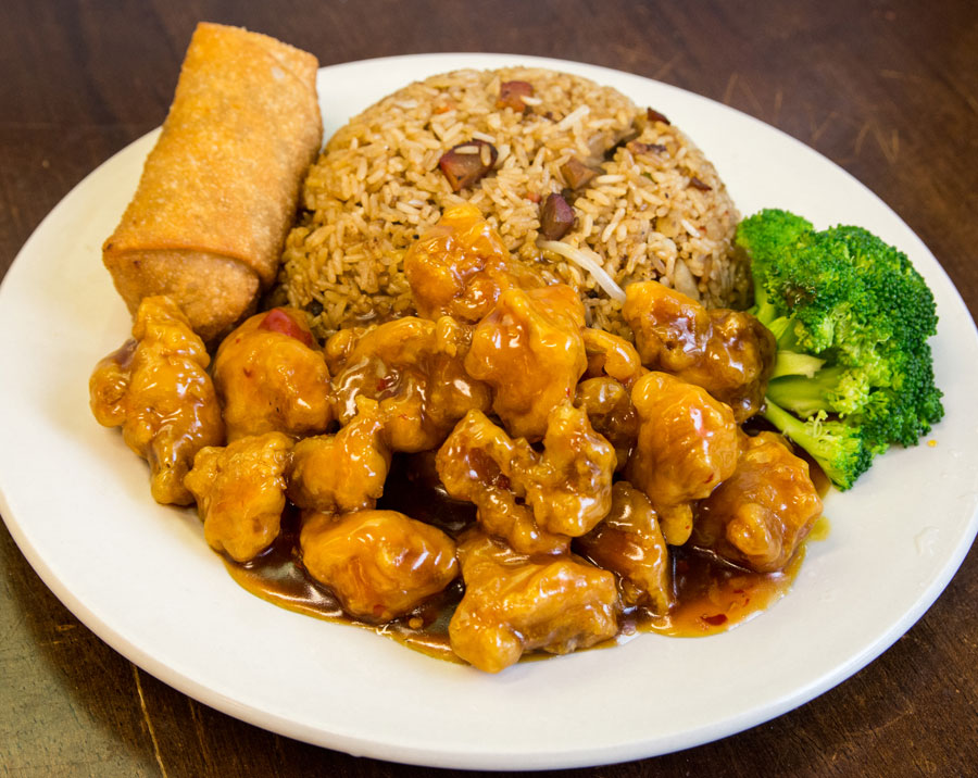 67. General Tso's Chicken Image