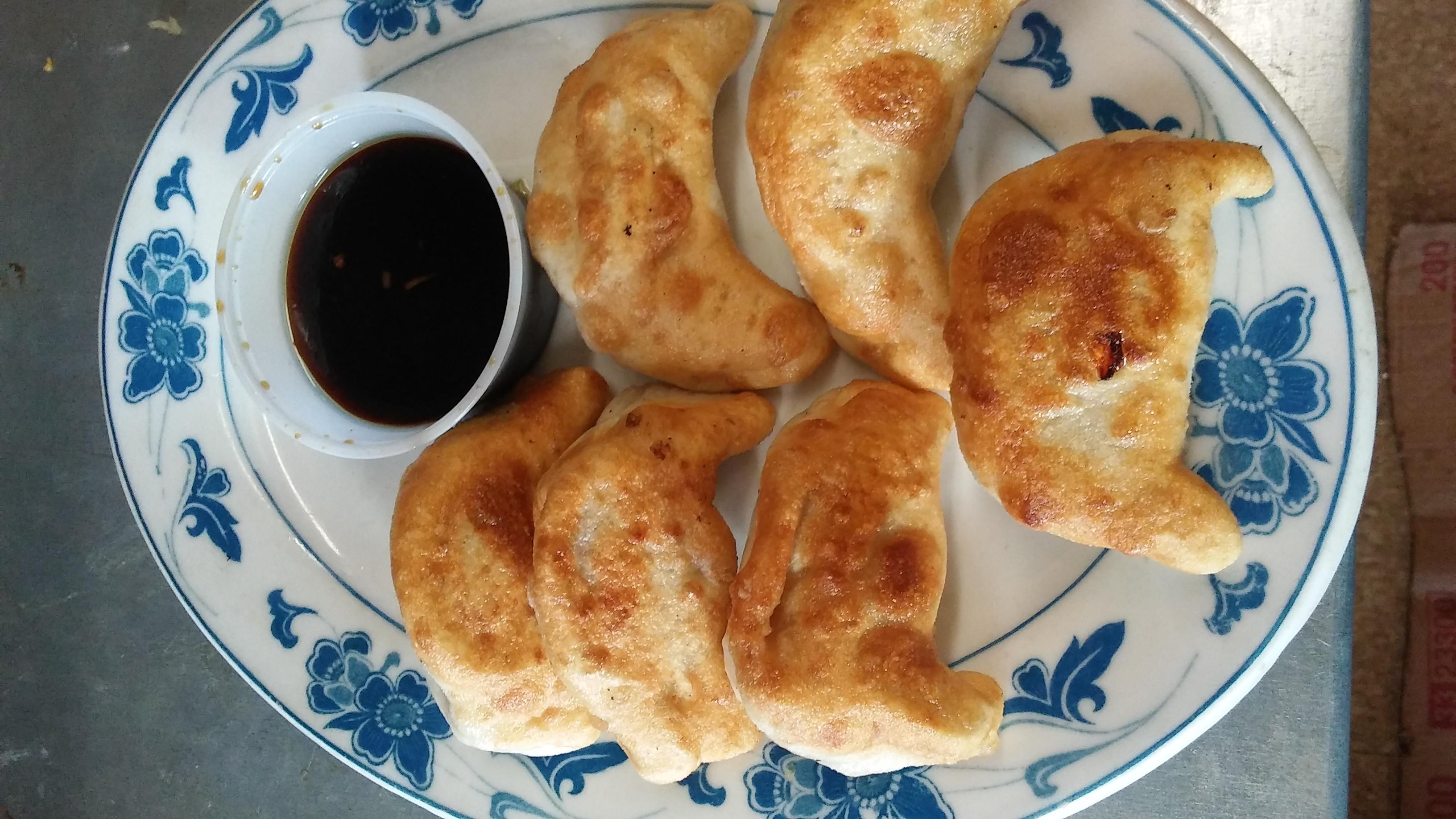 10. Fried Dumplings (6) Image