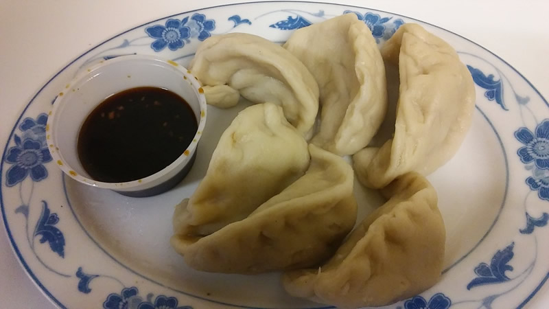 10. Steamed Dumplings (6) Image