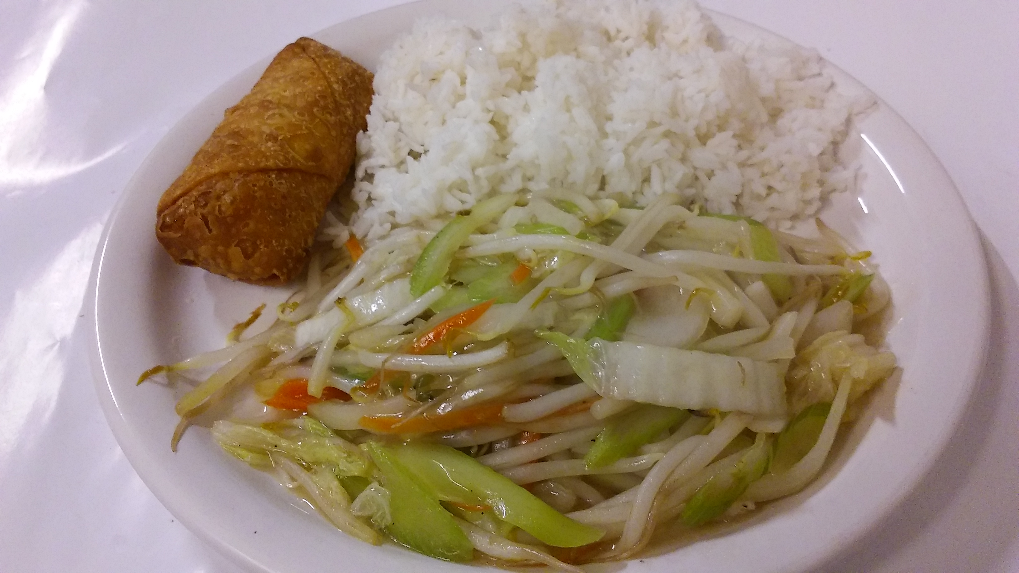 C 2. Chicken Chop Suey Image