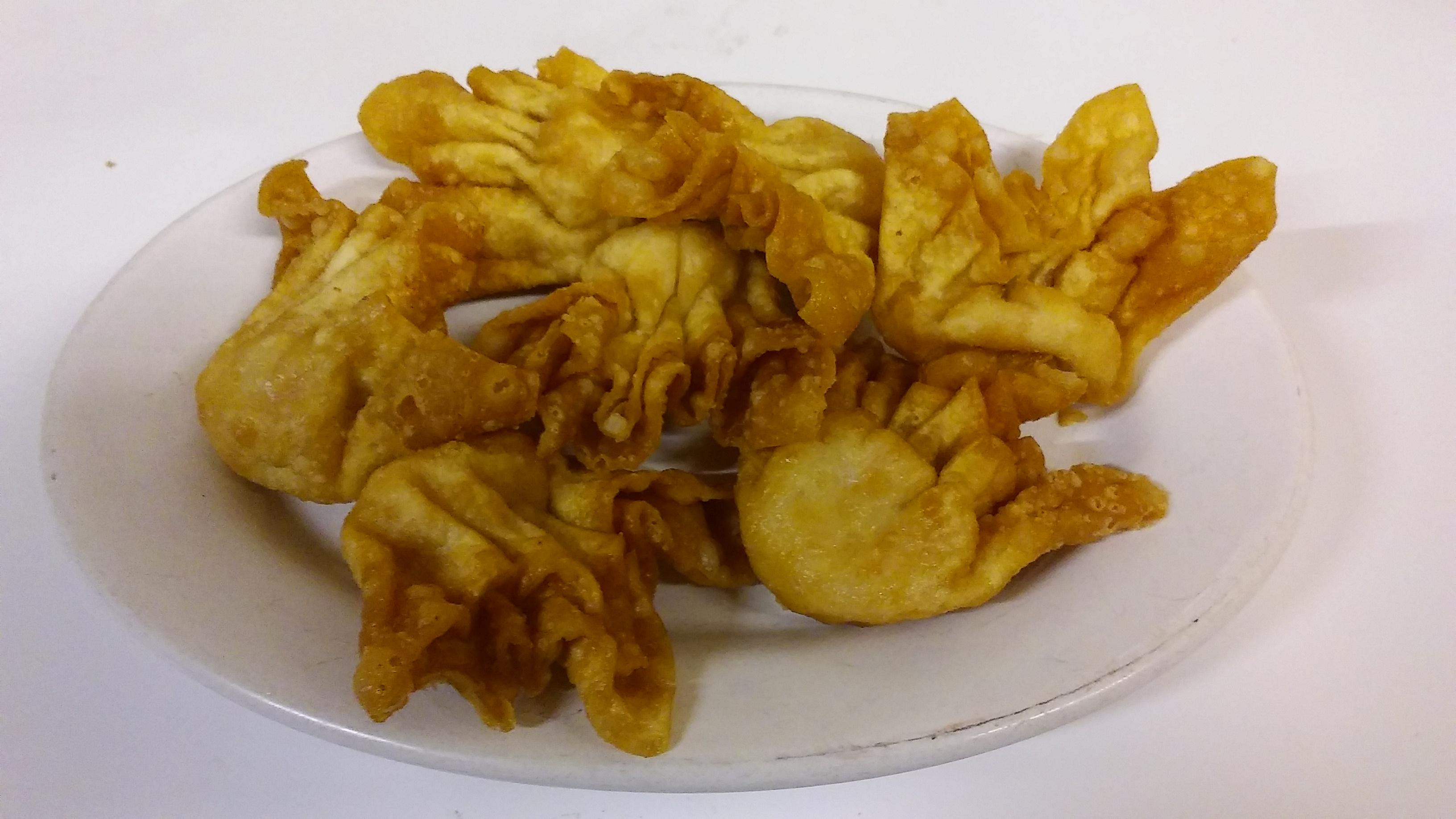 8. Fried Crab Rangoons Image