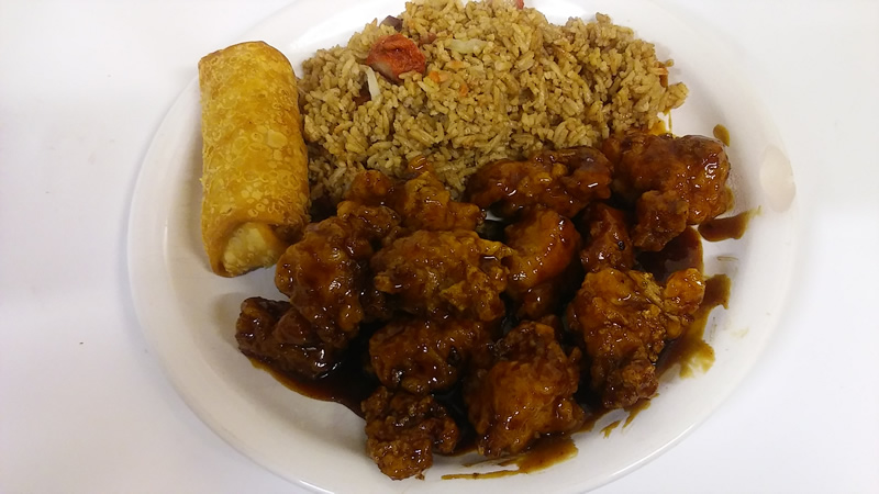 C16. General Tso's Chicken Image