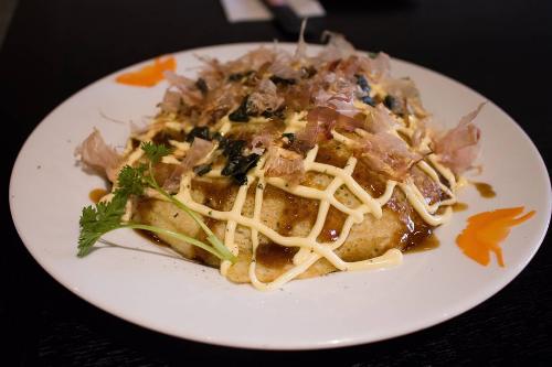 Hiroshima Okonomiyaki Image