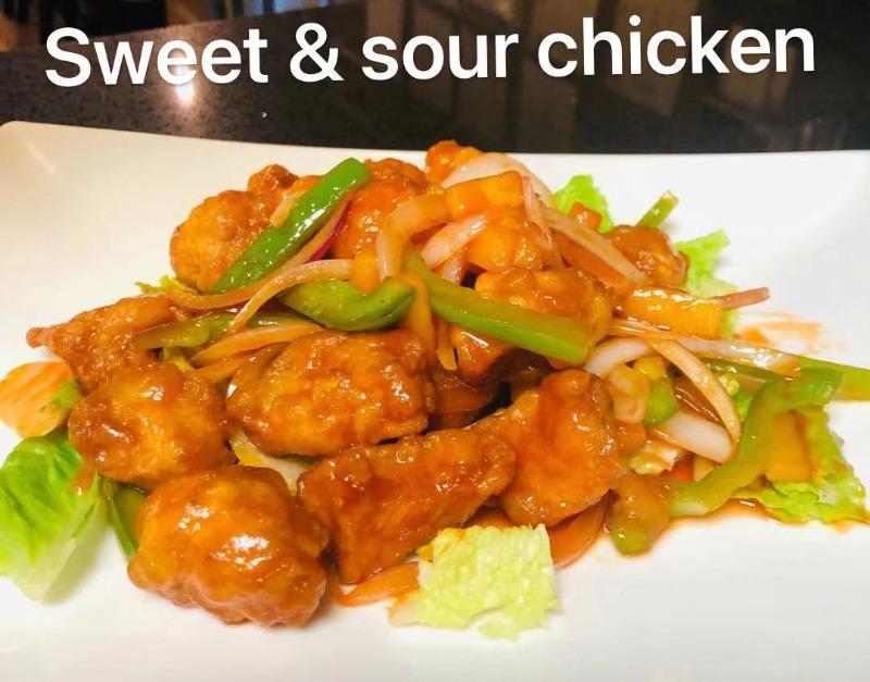 7. Sweet & Sour Sauce Image