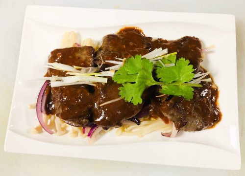 Satay Beef Strip