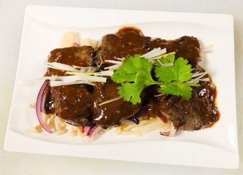 Satay Beef Strip Image