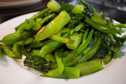 Sautéed Vegetables with Garlic Image
