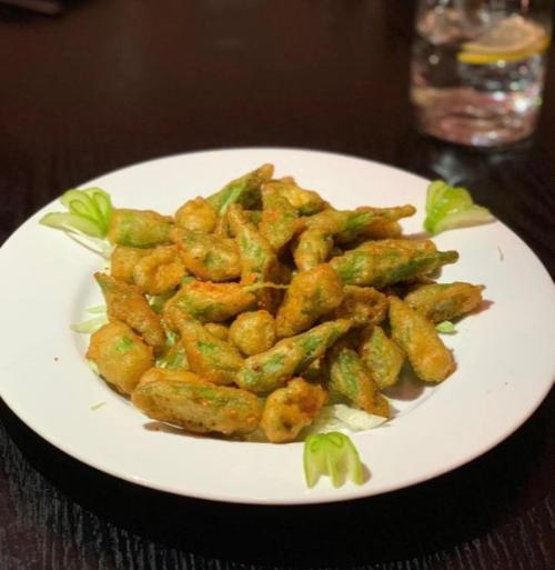 Salt & Pepper Fried Okra Image