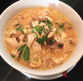 Tom Kha Noodle Soup Image