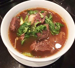 Beef Stew Pho Image