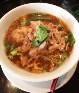 Thai Duck Noodle Soup Image