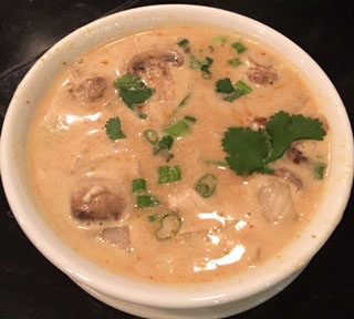 Tom Kha (Coconut Soup) Image