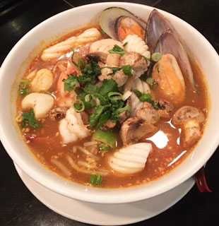 Tom Yum Noodle Soup Image