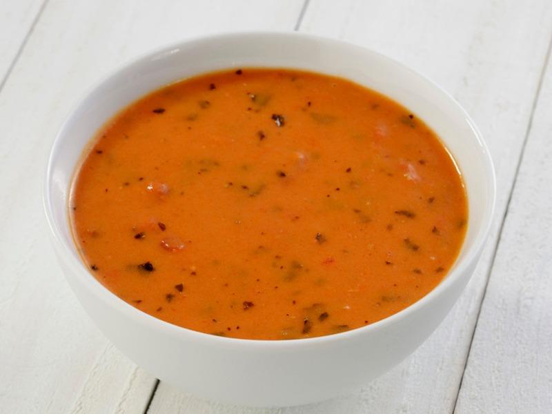 Tomato Basil Soup Image
